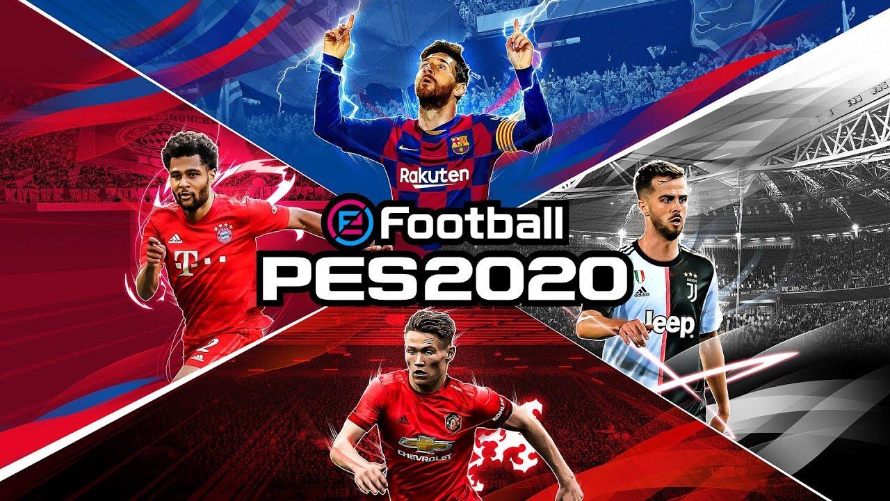 KONAMI няма да пуска нова версия на играта PES, само сезонен ъпдейт