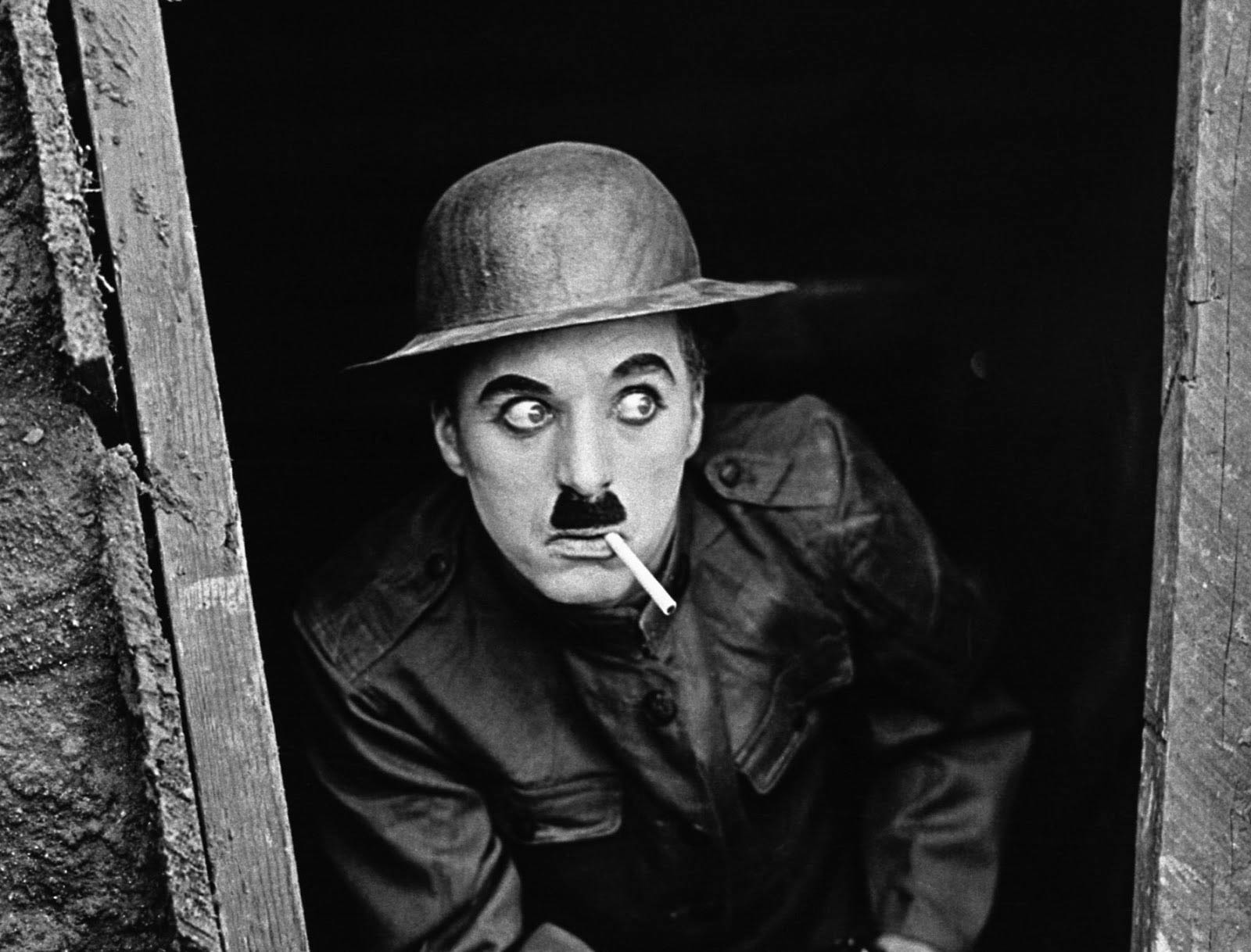 Чарли Чаплин отървал разстрел в Япония