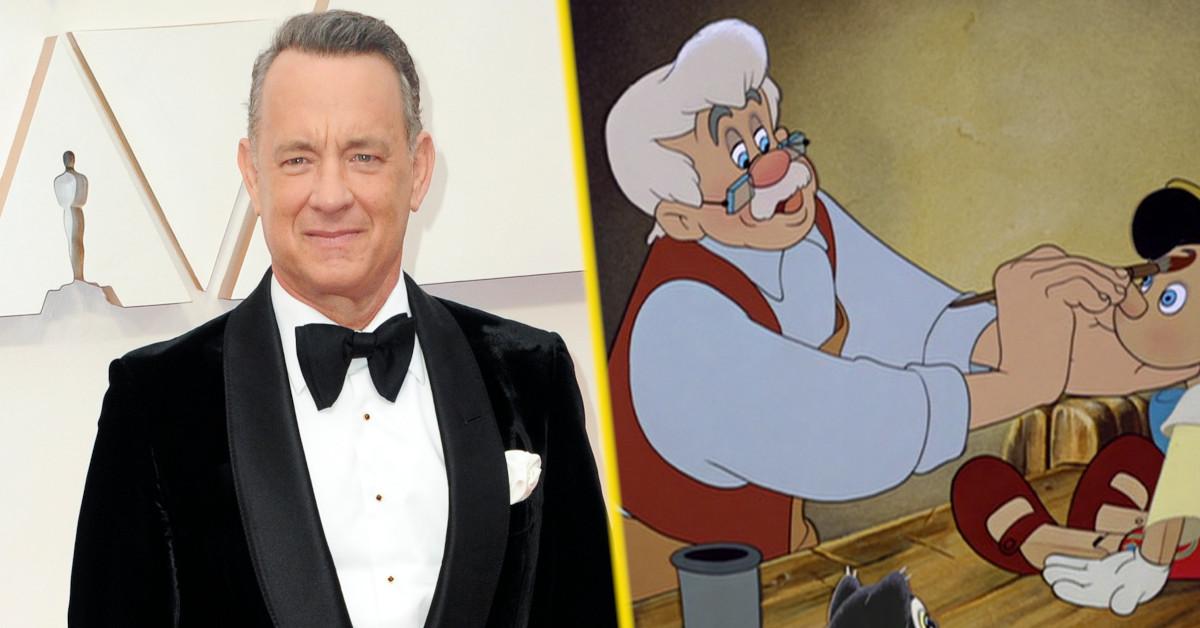"""Том Ханкс ще играе Джепето в новата версия на """"Пинокио"""""""