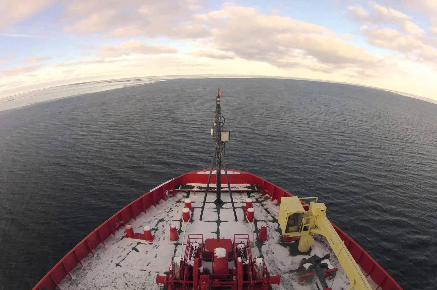 Два месеца на Антарктида събрани в 5 минути (Time-lapse)