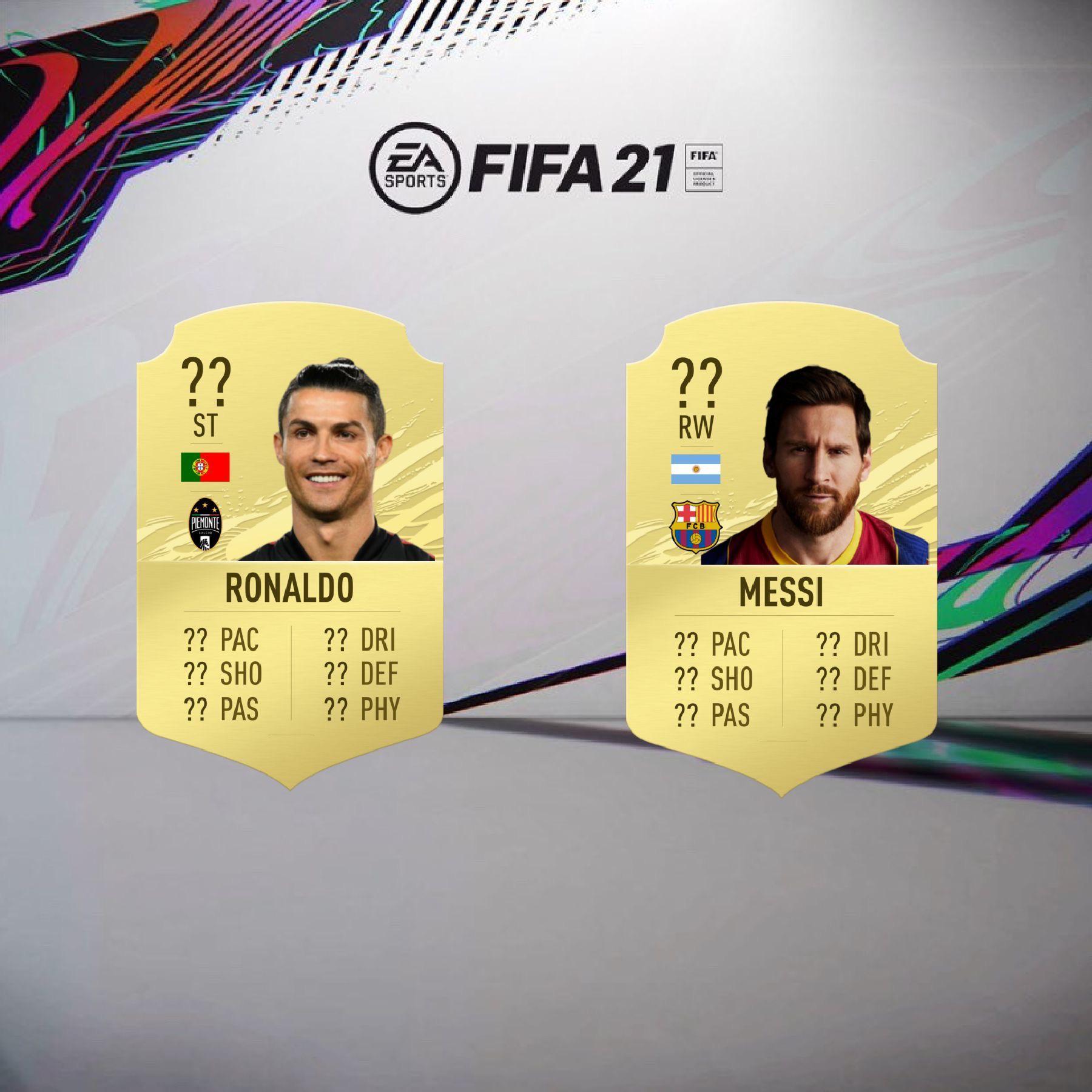 FIFA 21 определи Меси за по-добър от Роналдо, ясни са рейтингите на най-добрите играчи