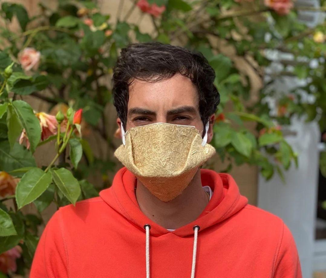 Френска компания пуска предпазни маски от канабис, ще струват под 2 лева
