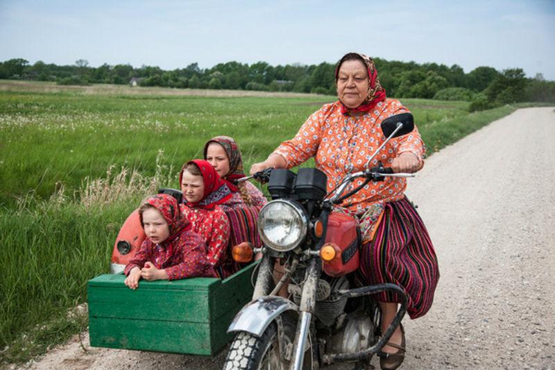 Островът, на който живеят само жени