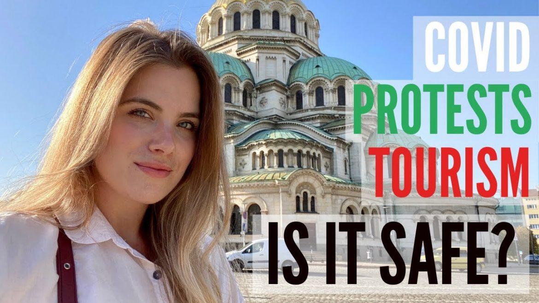 Влогърка: София не бе това, което очаквах (ВИДЕО)