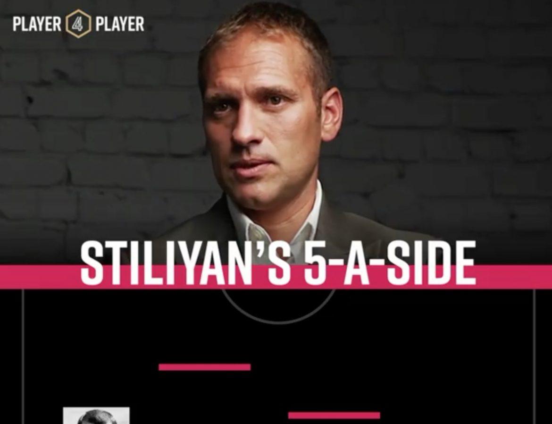 Топ 5 играчи за отбор за малки вратички на Стилиян Петров