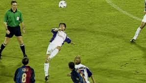 Това ли е най-великият гол в Шампионската лига? (ВИДЕО)