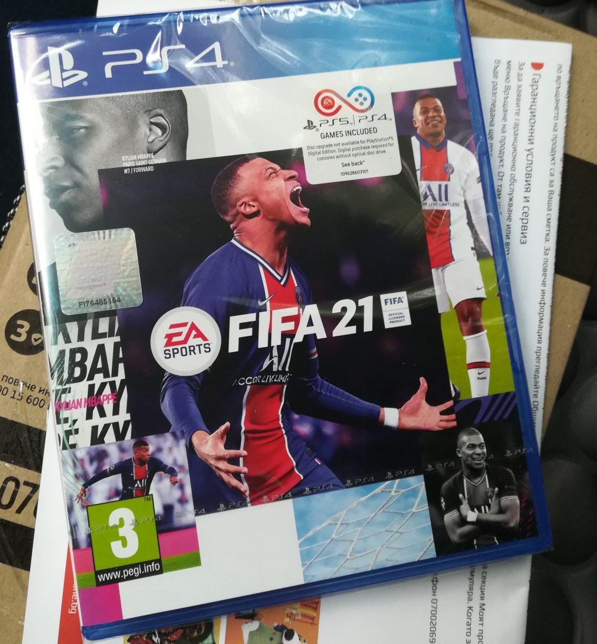 5 причини да си купиш FIFA 21 още сега