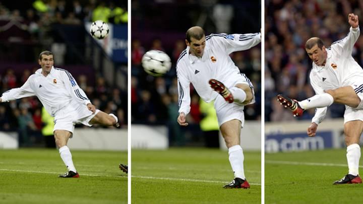 Загряваме за Шампионска лига с някои от най-легендарните голове (ВИДЕО)