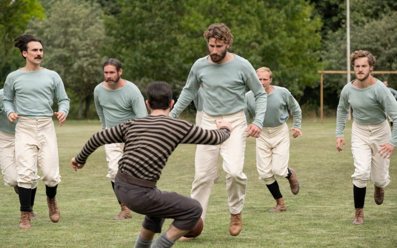 Три добри спортни сериала за гледане в лошото време