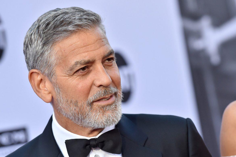 Клуни подари на 14 приятели по $1 млн.: Благодарение на тях успях