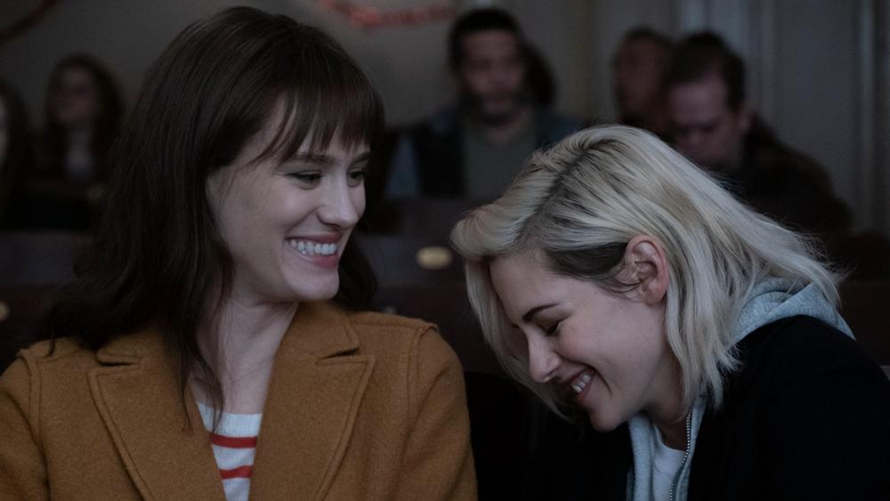 Задава се коледен филм, но с лесбийски, не е това, което си мислиш (ВИДЕО)