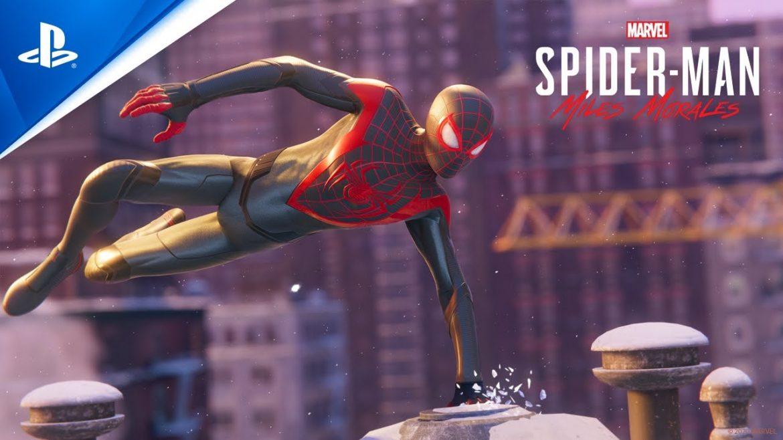 Силен трейлър на Spider-Man: Miles Morales