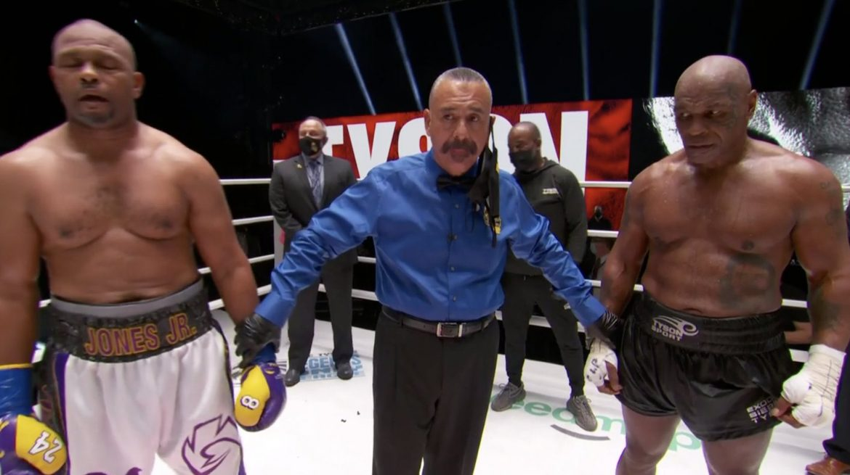 Снууп Дог попиля мача на Тайсън и Рой Джоунс-младши с едно изречение (ВИДЕО)