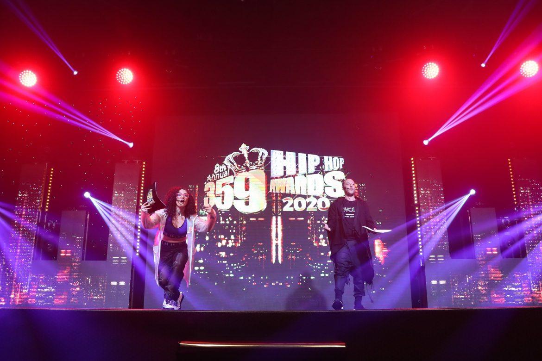 Wosh MC и Йоко отново водещи на 359 Hip-Hop Awards 2021
