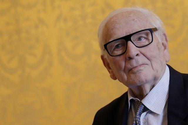 10 мъдри мисли на починалия на 98 г. дизайнер Пиер Карден