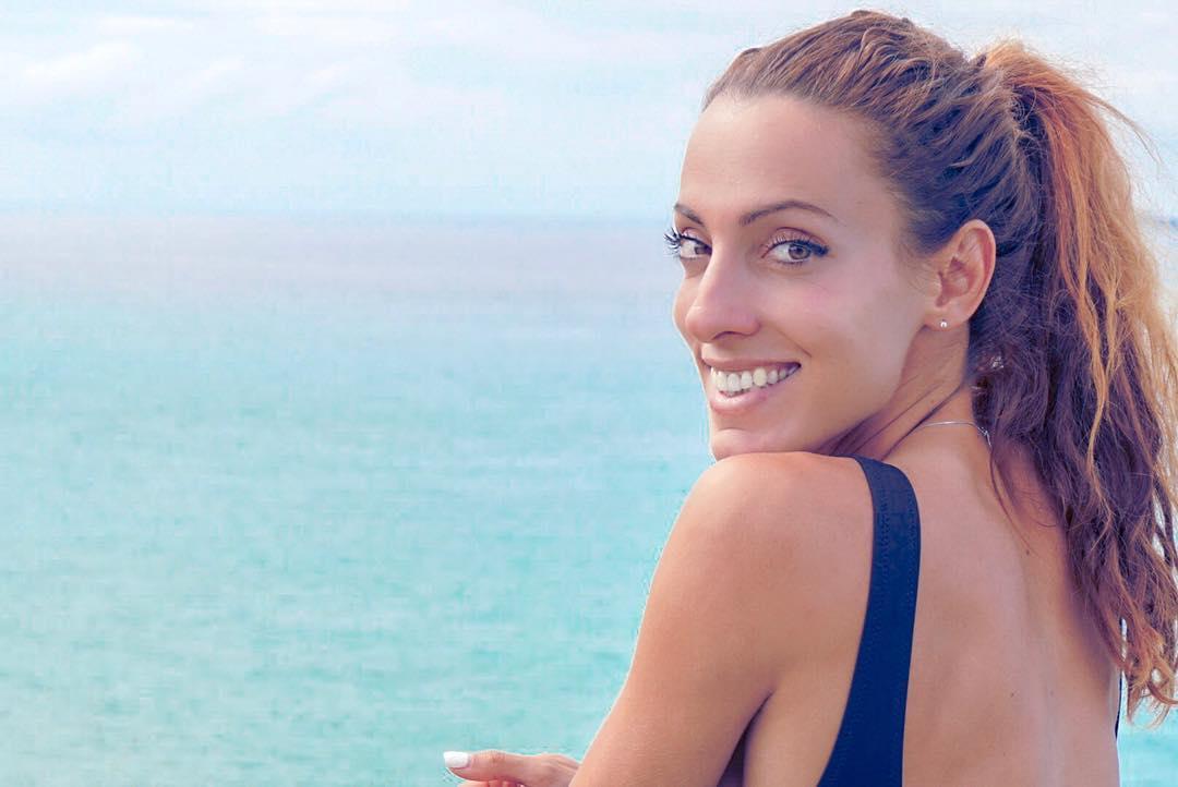 Ивет Лалова ни зарадва с топ снимка от плажа