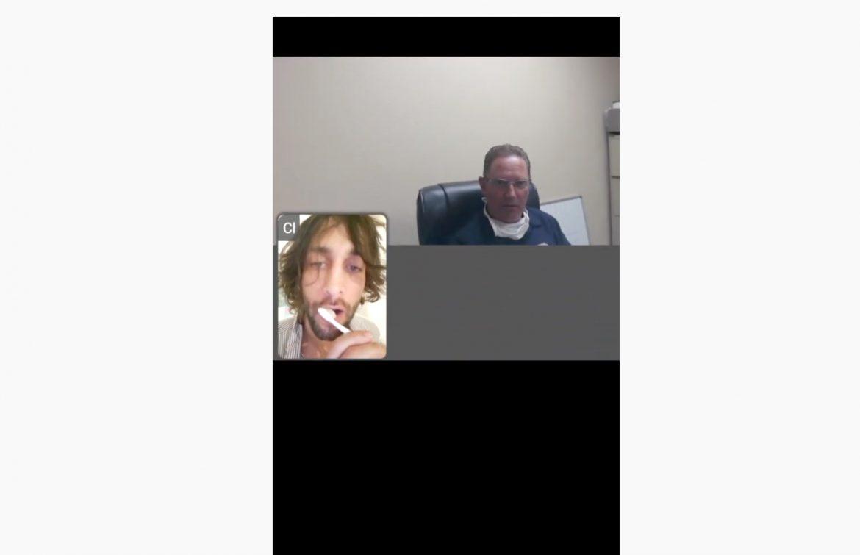 Втора част: Братото, което се забавлява по време на интервю за работа по Zoom (ВИДЕО)