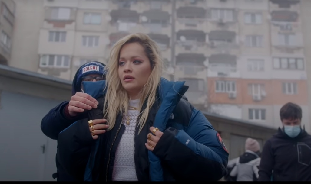 ВИДЕО: Рита Ора пусна кадри от мейкинга на клипа в България