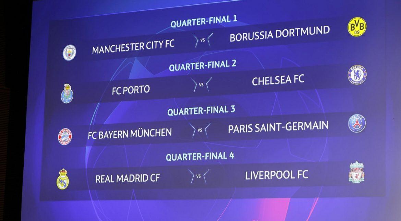 Жребият за Шампионска лига и Лига Европа