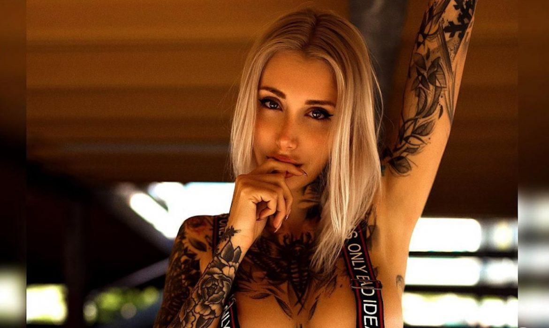 Таша – татуирана, но не и наша (СНИМКИ)