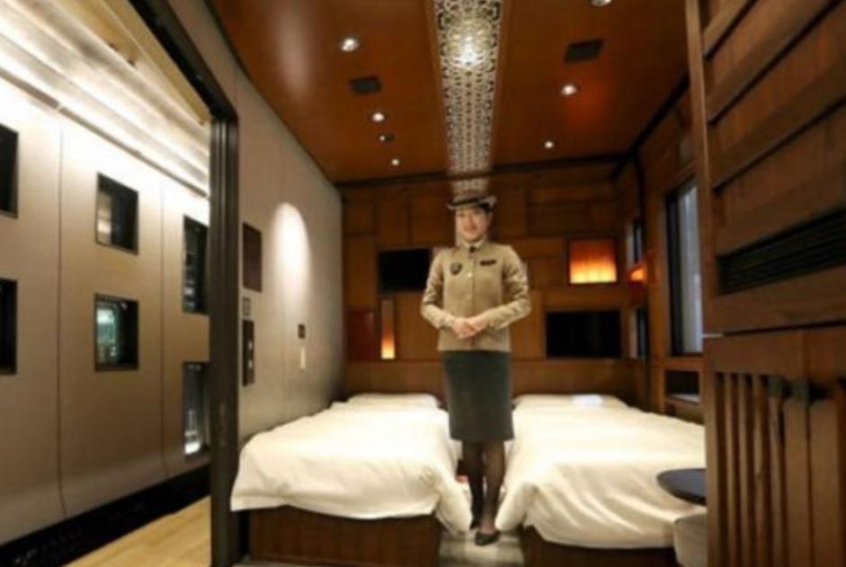 СНИМКИ: Искаме да се возим в най-луксозния влак на света