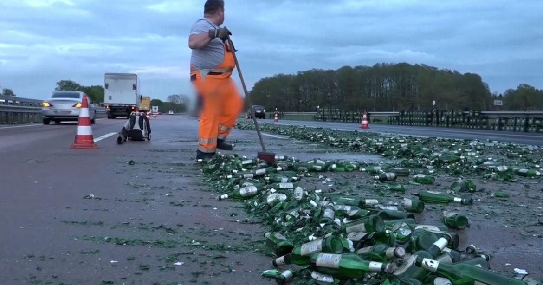 Видеото, от което ще се поболее всеки любител на бирата