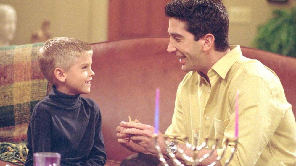 """Бен от """"Приятели"""" вече е истинска звезда, има 35 млн. последователи"""