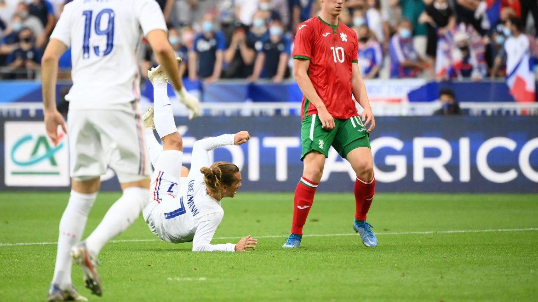 Туитър след мача с Франция: Националите ни били късметлии, играли срещу Мбапе