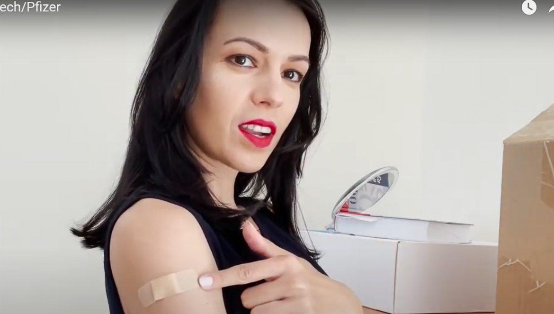 ВИДЕО: Мис Тигрова се ваксинира, брато. А ти?