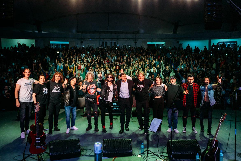 Intelligent Music Project и Рони Ромеро забиват на Sofia Summer Fest