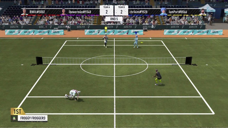 Излезе трейлър за режима Volta на FIFA22, ще има и джитбол (ВИДЕО)
