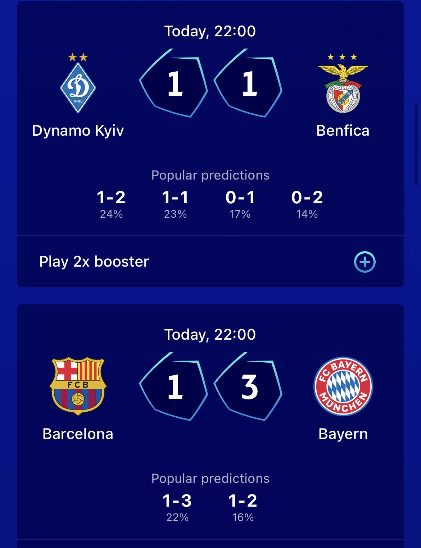 Прогнозите на Brato.bg за Шампионска лига