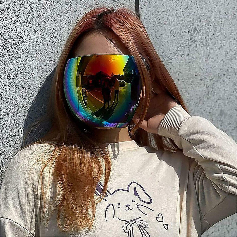 Става все по-абсурдно! Измислиха маска тип слънчеви очила за цялото лице (СНИМКИ)