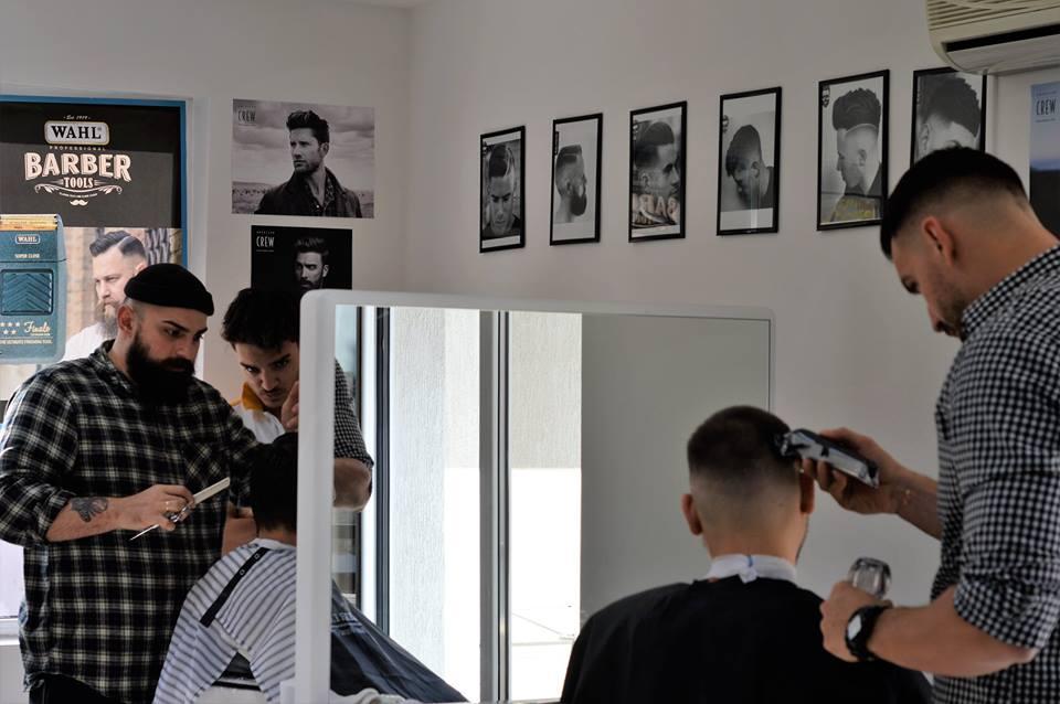 Стани професионален бръснар за 5 седмици