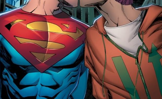 Новият Супермен е бисексуален